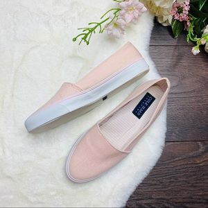 Cole Haan Pink Slip On Shoes